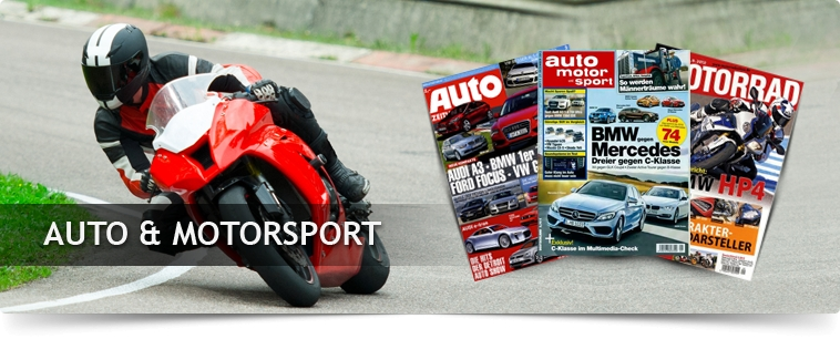Auto Motorsport Zeitschriftenco Lesen Was Gefällt